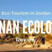 Top Eco-Tourism Hotel Feynan Ecolodge Jordan