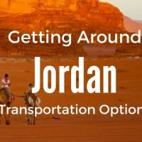 Traveling Jordan - How to get around in Jordan