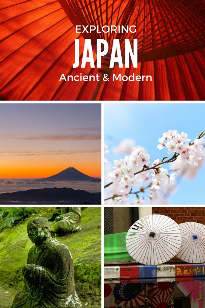 Exploring Ancient and Modern Japan on your next vacation