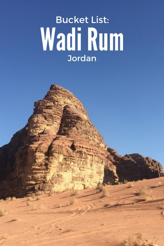 Exploring Wadi Rum Jordan, Middle East Bucket List