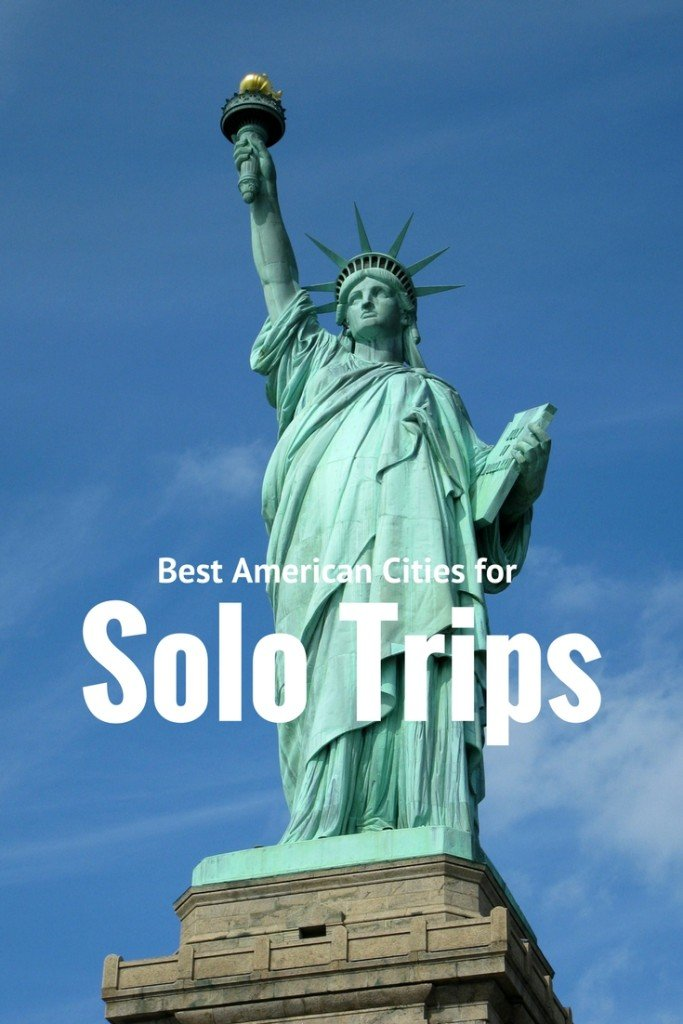 Check out this list of the Best American Cities for Solo Travellers