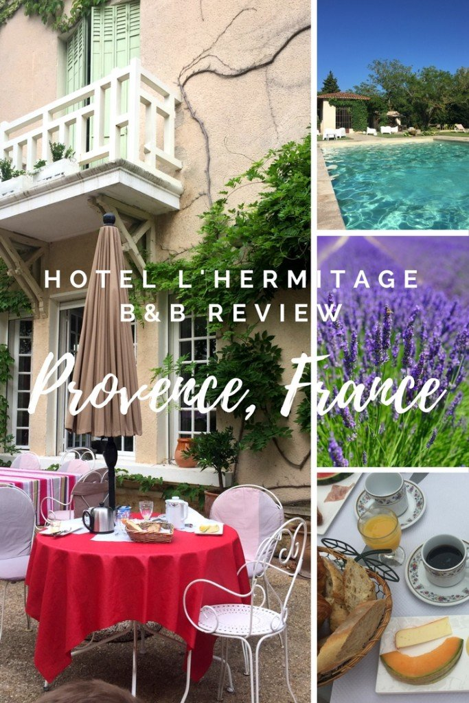 France Family Holiday in Provence, Where to Stay? Hotel L'Hermitage Review
