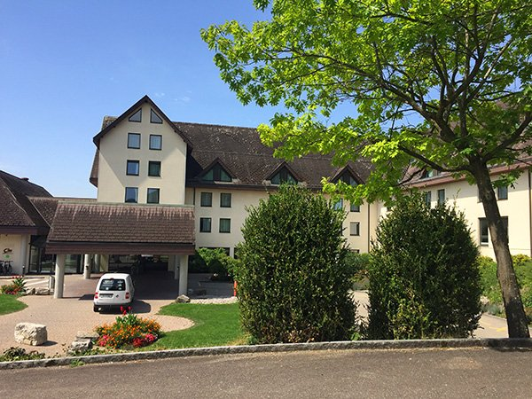 Movenpick Egerkingen Basel Switzerland Accomodation85