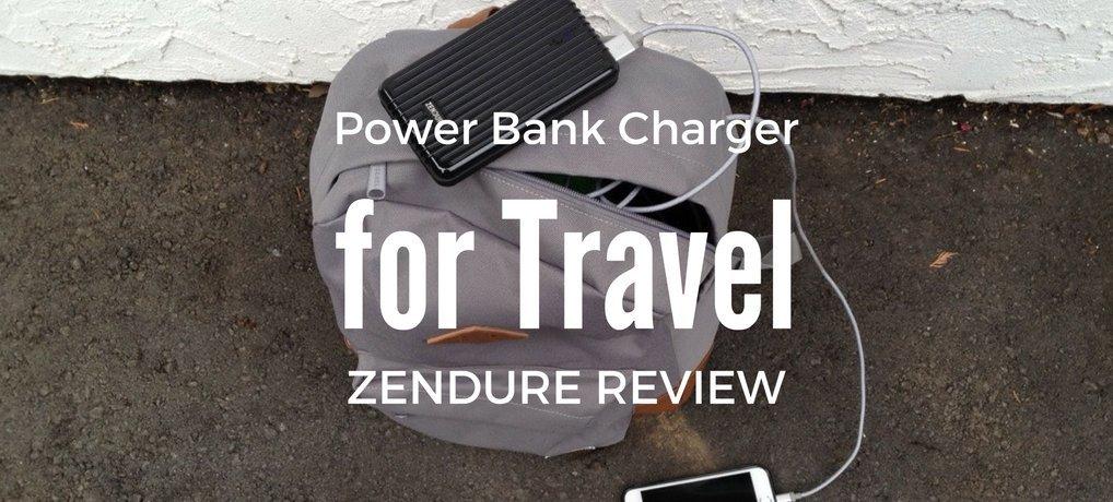 Best Power Bank Charger for Travel Zendure External Battery