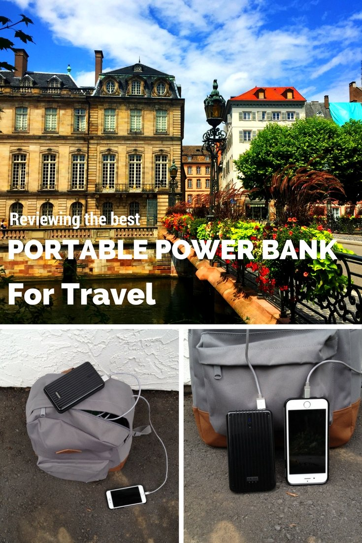 Reviewing the best portable mobile charger for travel