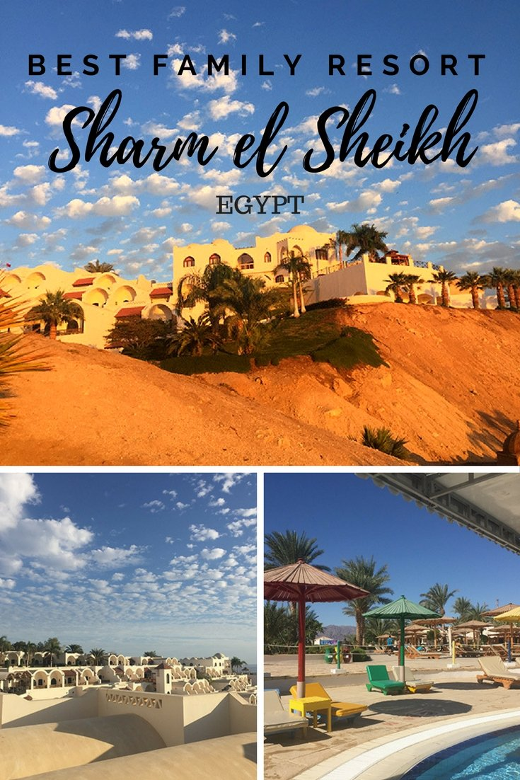 The Best Family Resort in Sharm el Sheikh Naama Bay