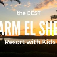 The Best Sharm el Sheikh Resort with Kids for Families: Movenpick