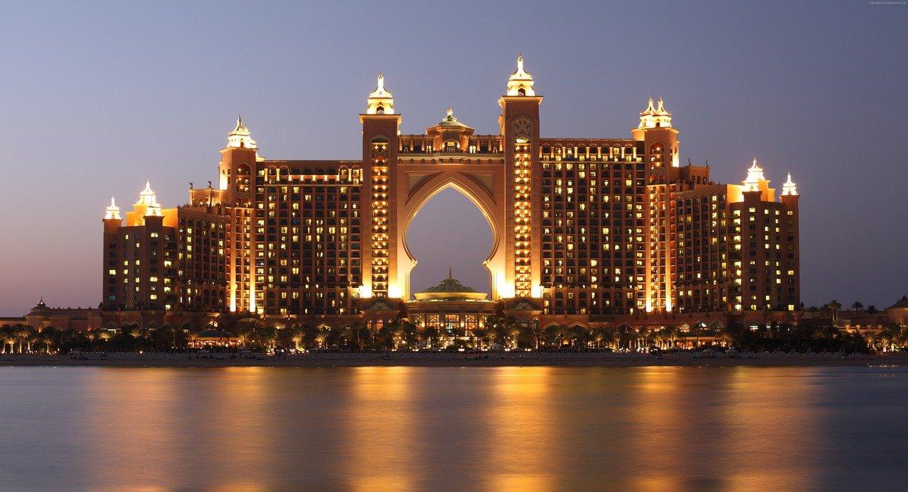 Hotels for Families in Dubai include Atlantis