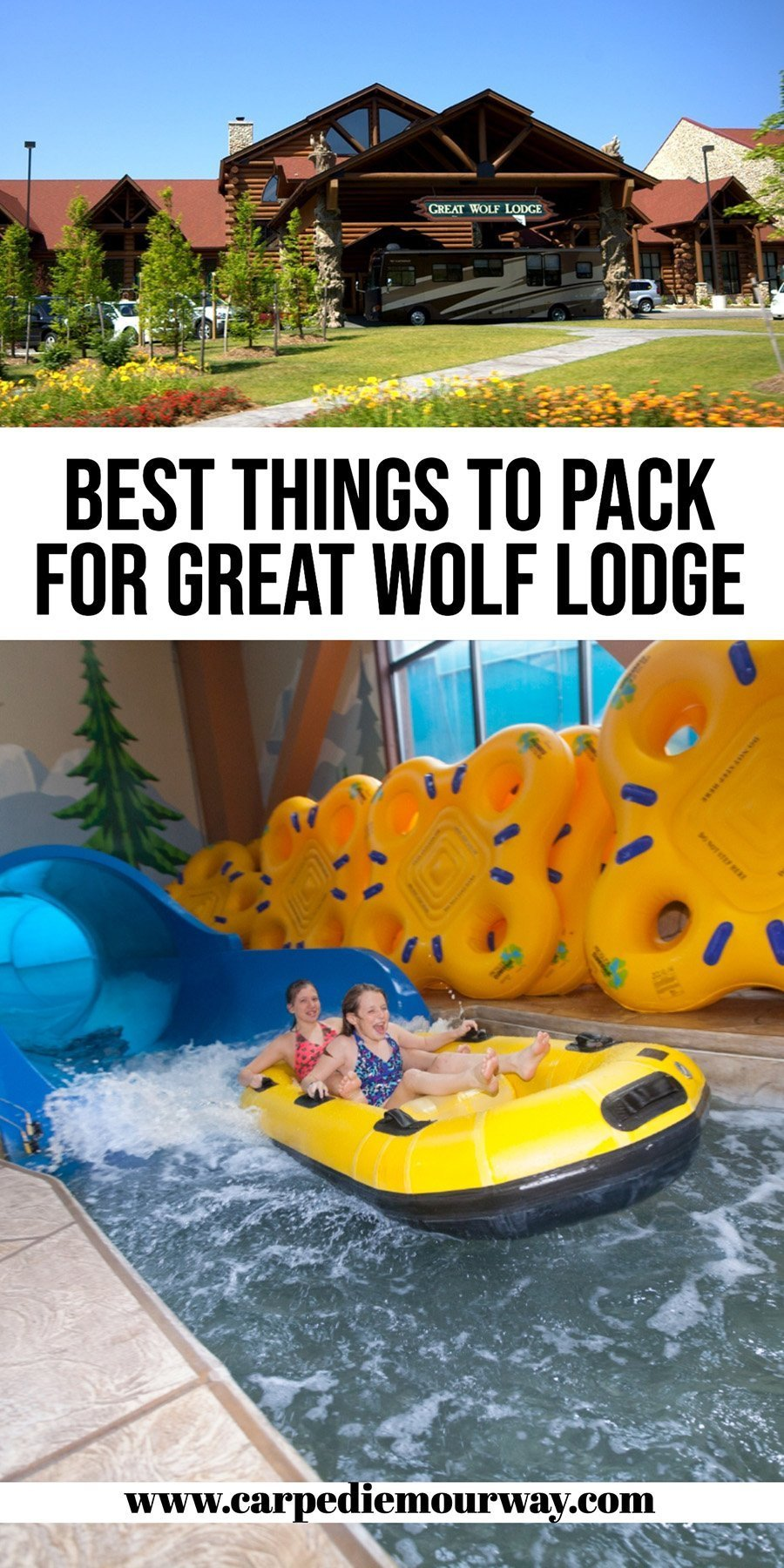 What to Bring to Great Wolf Lodge