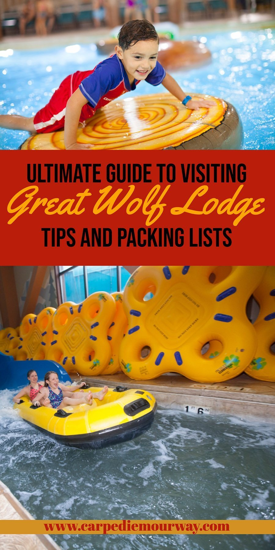 What to Bring to Great Wolf Lodge Packing list