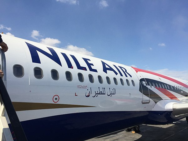 Nile Air Information Cairo to Sharm el Sheikh