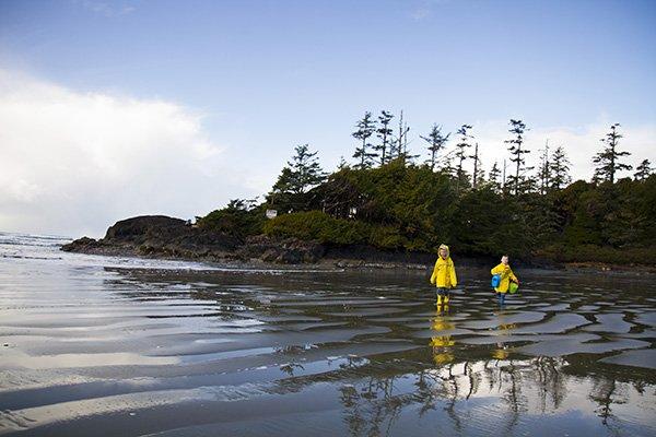 Tofino Canada Pacific Rim Camping