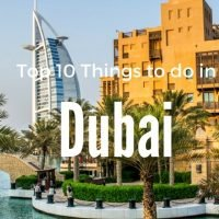 Top 10 fun things to do in Dubai