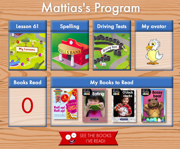 teaching preschoolers to read