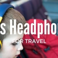 Kids Headphones for Travel Easy SMX Review