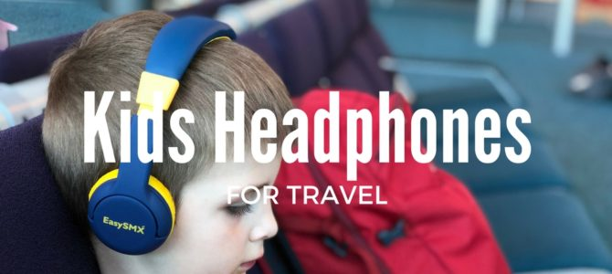 Kids Headphones for Travel: EasySMX Review