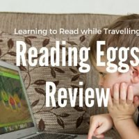 Learing to Read While Travelling Reading Eggs Review