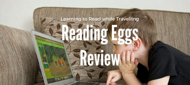 Learning while Travelling: Reading Eggs Review