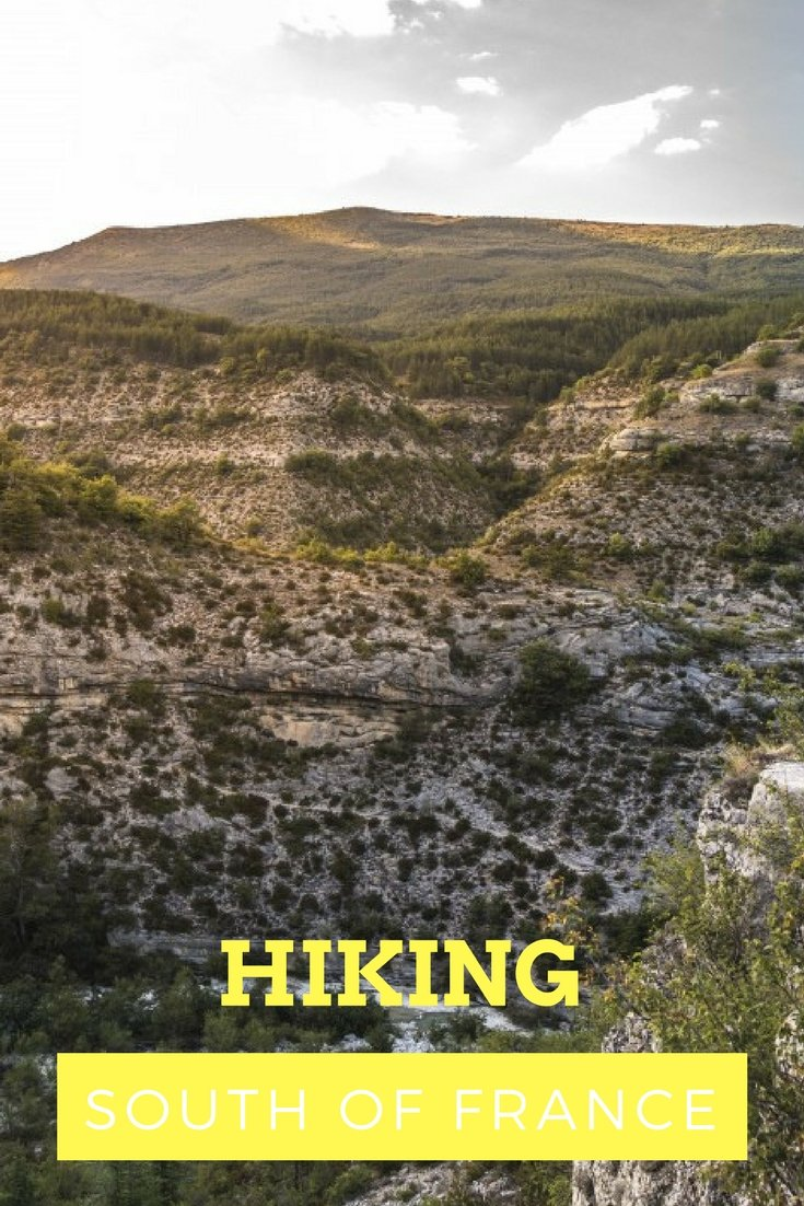 Tips for Hiking in the South of France