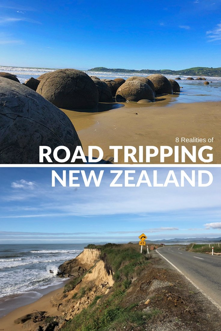 8 Realities of Road Tripping New Zealand | New Zealand Travel Tips | #newzealand #roadtrip | North Island and South Island tips