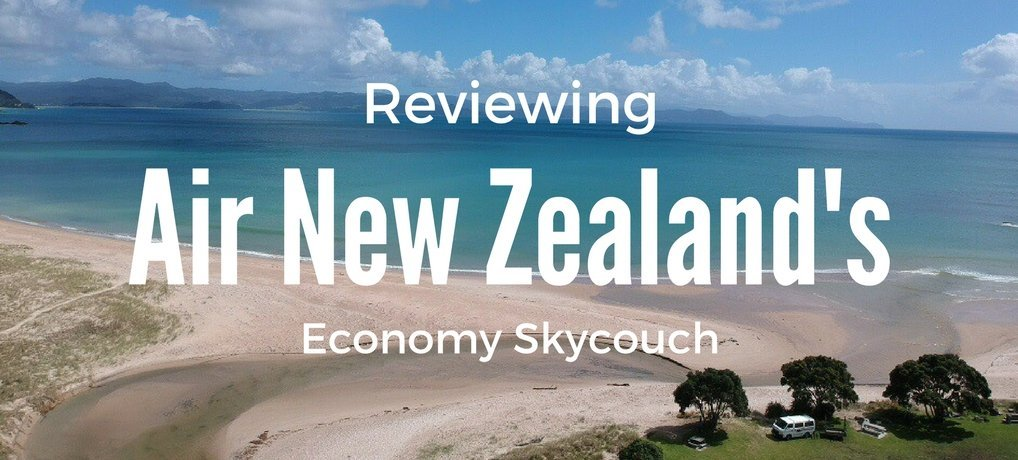 Air Nz Skycouch review