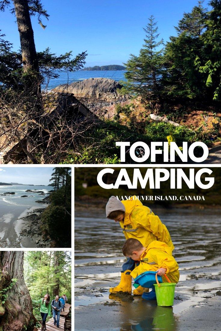 TOFINO CAMPING Vancouver Island | Tofino Campgrounds | Pacific Rim National Park | Tent #vancouverisland #tofino
