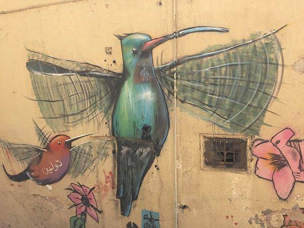 Amman Grafitti