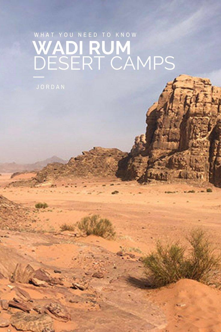 WADI RUM DESERT CAMPING | Bedoiun Camping in Jordan | Wadi Rum the Martian