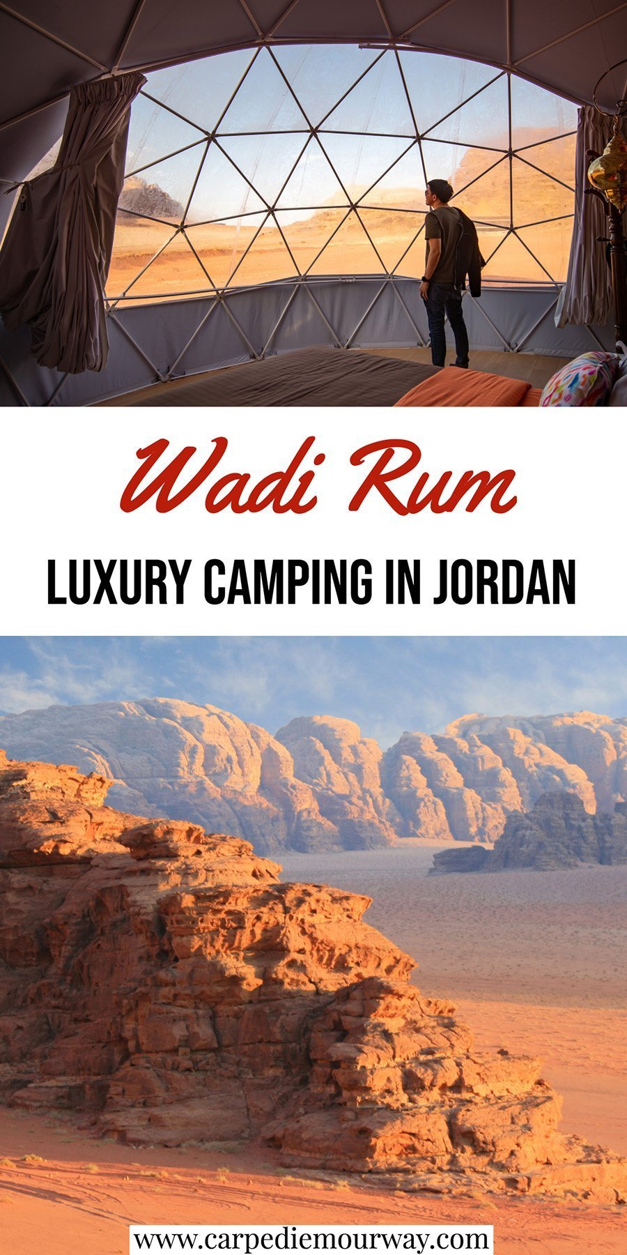 Wadi Rum Camp | Luxury Camps in Jordan Desert