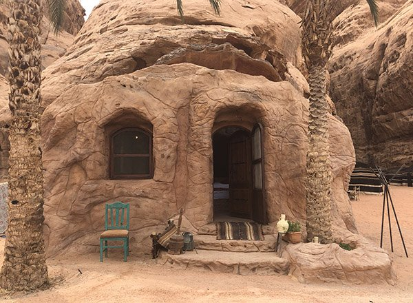 Wadi Rum Cave Accommodation | Wadi Rum Luxury Camp