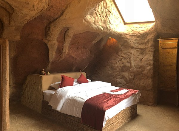 Luxury Camping in Wadi Rum