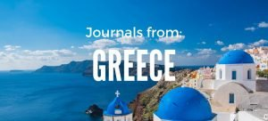 Journals of Family Travel in Greece
