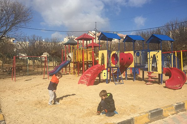 Playground near Sport City Amman - Fun Activities for kids in Amman