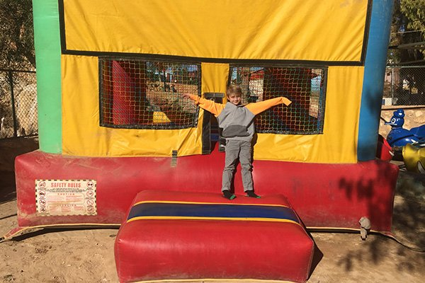 Jordan for Kids - fun things to do in Amman