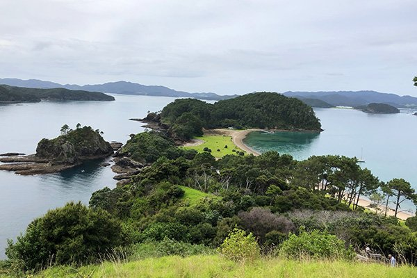 Bay of Islands Hiking