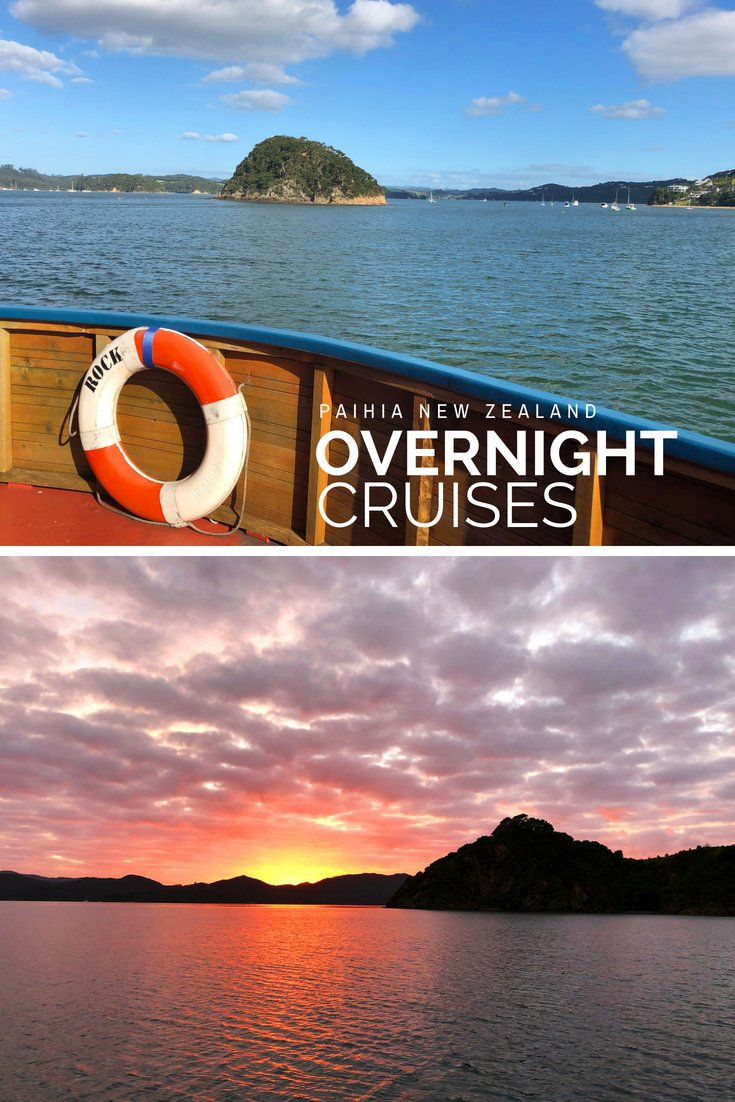 Paihia Overnigth Cruises | Rock Adventure Cruise New Zealand Bay of Islands