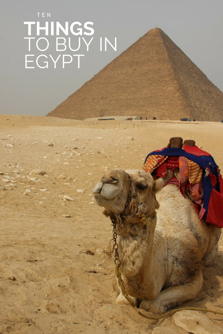 Ten things to buy in Egypt | Best Egyptian Souvenirs #travel #egypt