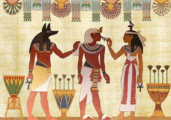 Papyrus Egypt Souvenirs