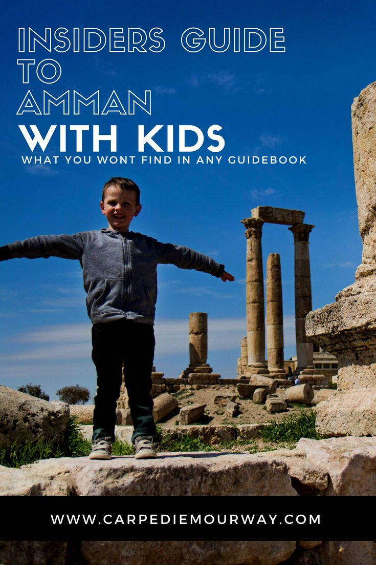 Things to do with Kids in Amman that you will not find in any Guide book |#amman #familytravel #middleeast #jordan