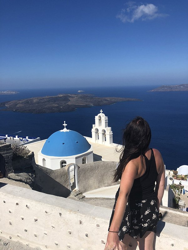 Santorini Itinerary for 2 days