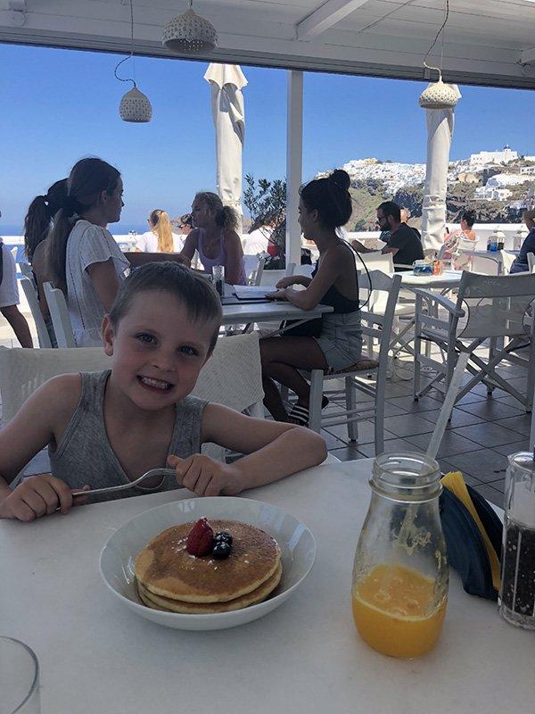 Galini's Santorini