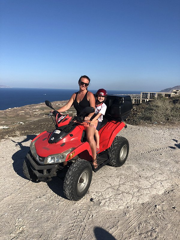 ATV in Santorini | Things to do in Santorini | Santorini Itinerary 2, 3, 4 days