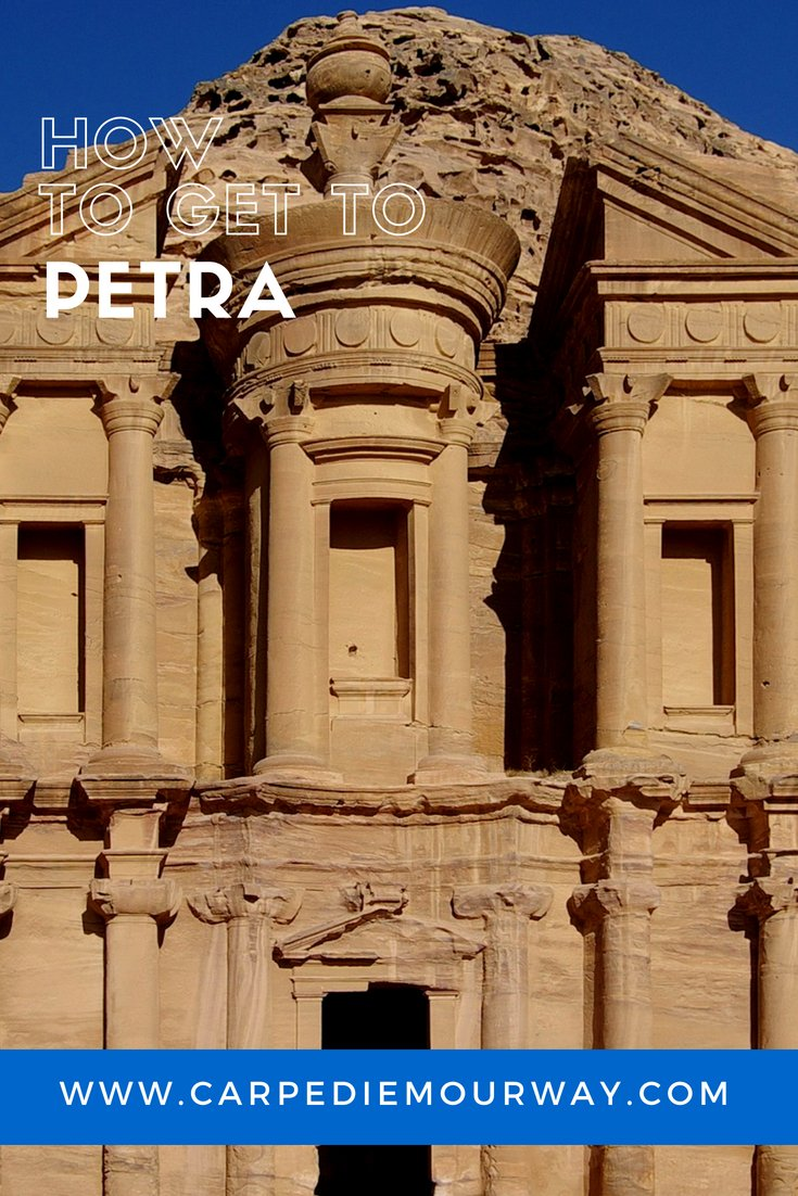 Amman to Petra Bus | How to get to Petra from Amman | Jordan Travel Advice | Bucketlist Petra