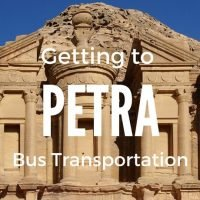 Bus From Amman to Petra