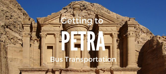 Amman to Petra Bus | Getting to Petra From Amman