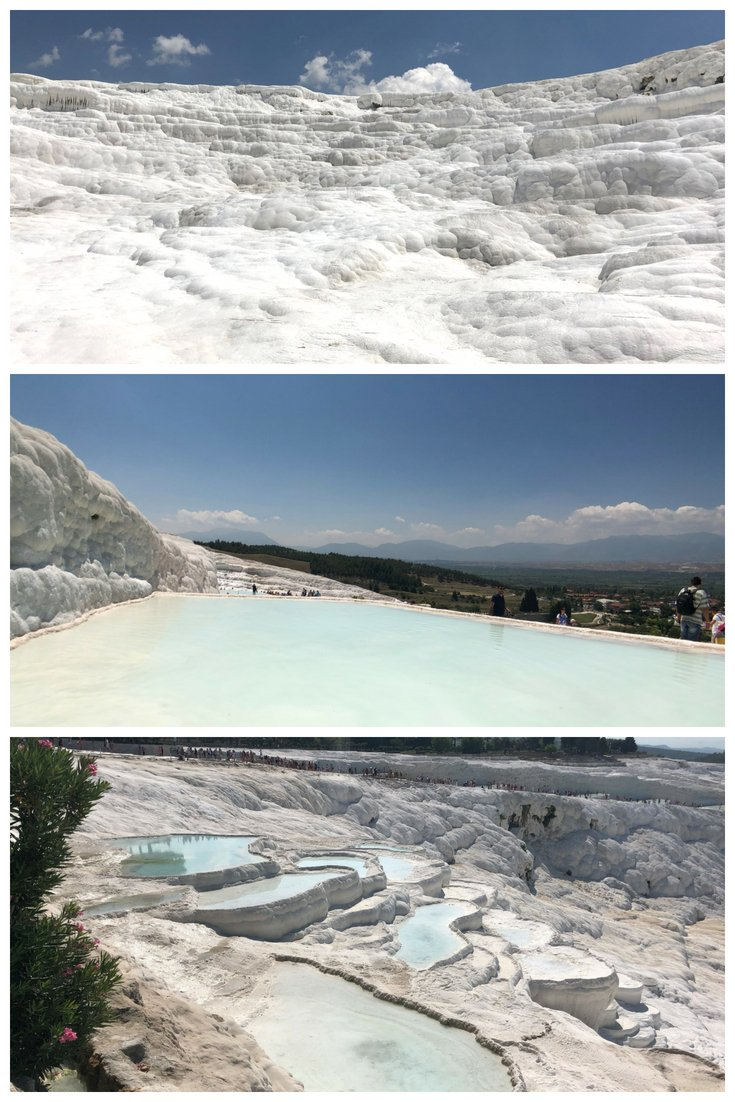How to get to Pamukkale | Pamukkale Tips | Turkey Thermal Pools