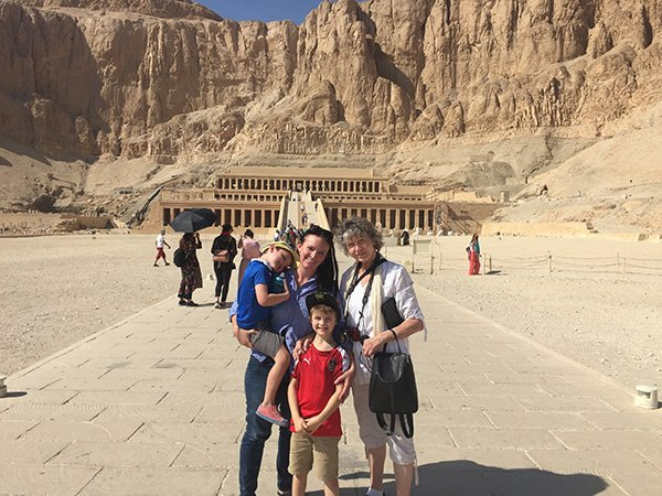 Luxor Day Tour from Hurghada Luxor Tour