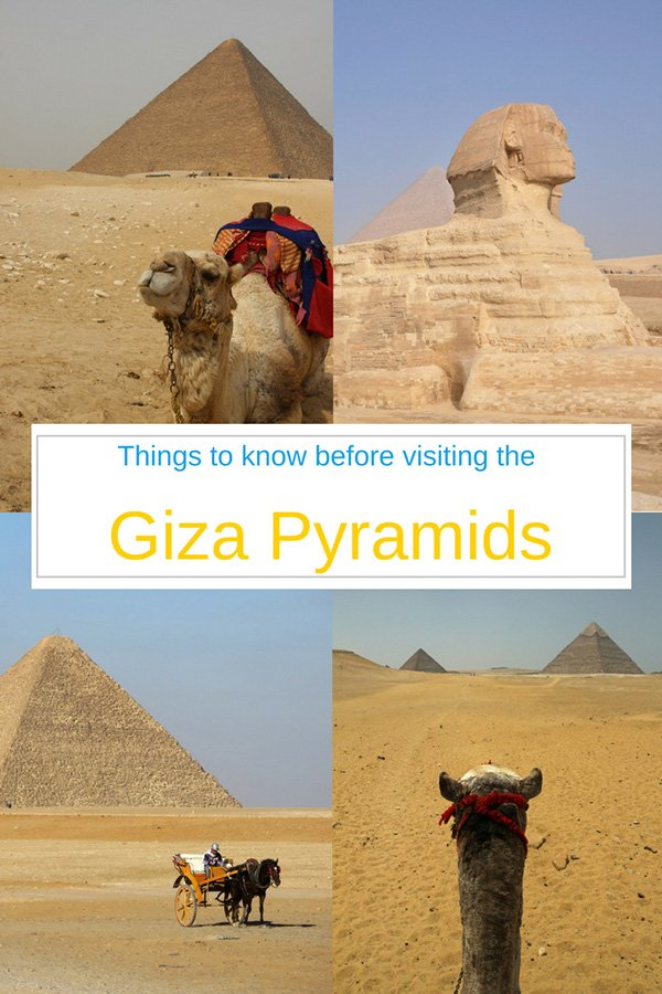 Things to know before visitng the Giza Pyramids | Giza Sphinx | Pyramids of Giza Tips.jpg