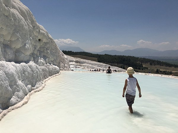 what to do in pamukkale