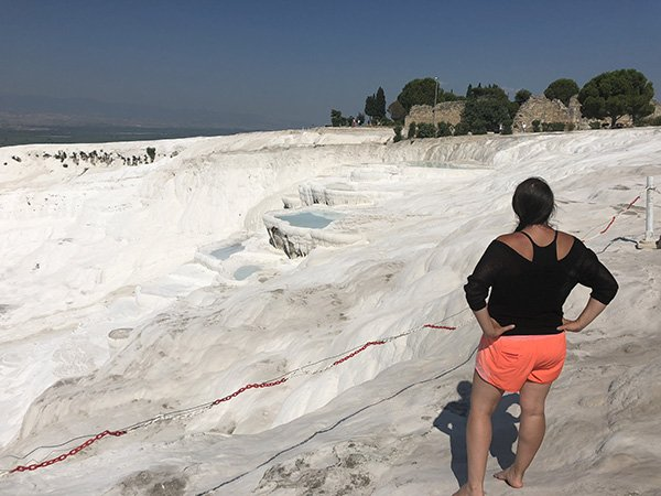 cotton castle turkey thermal pools